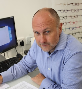 Andrew Lamont Optimum Vision Clinic Tadley